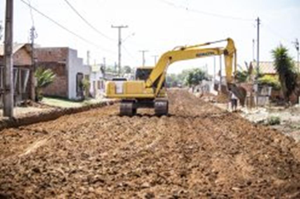 Prefeitura investirá mais R$ 586 mil em pavimentação no bairro São Miguel