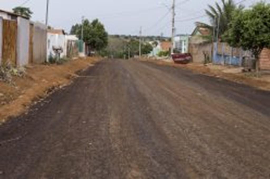 Piche é aplicado em ruas do São Miguel