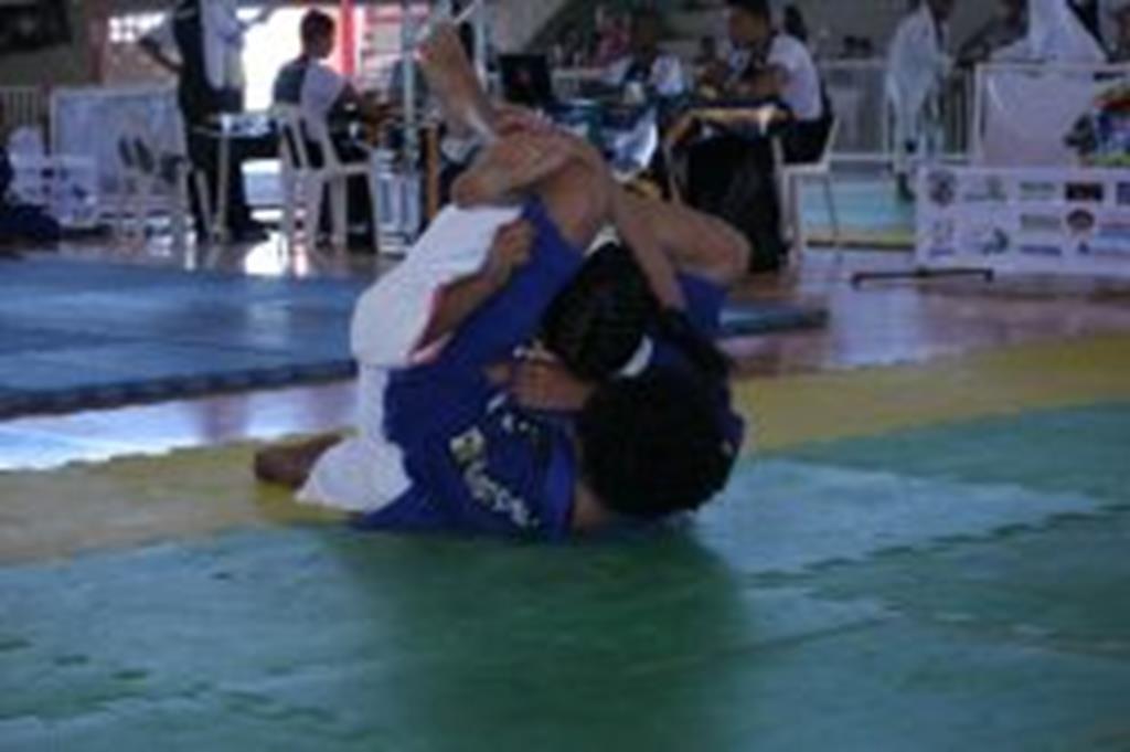 Etapa do Jiu-Jitsu estadual será no próximo dia 10 em Campo Verde