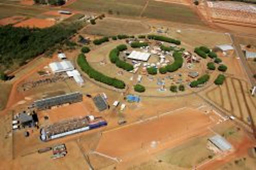 Anjos do Asfalto poderá ter área no Parque de Exposições