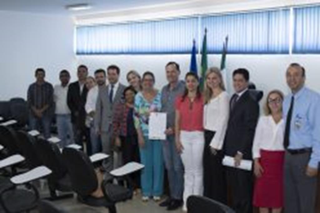 """Programa """"Efetividade na Execução Fiscal"""" é lançado em Campo Verde"""