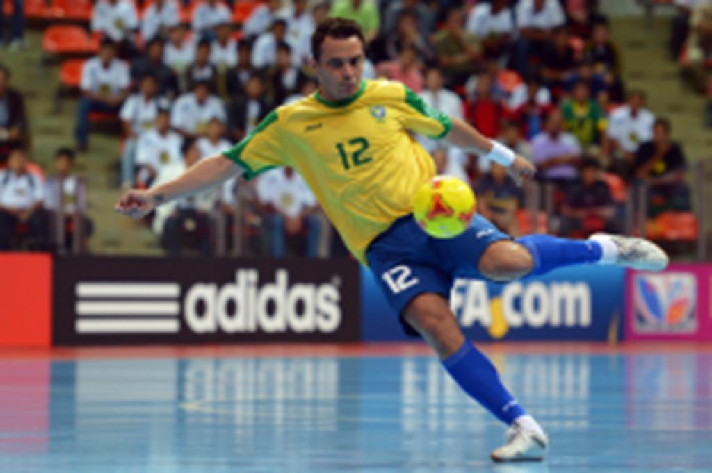 Seleção Brasileira de Futsal joga em Campo Verde em novembro