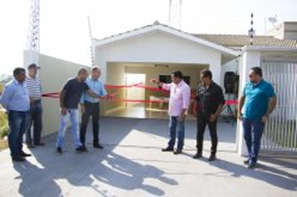 Conti FM é inaugurada em Campo Verde