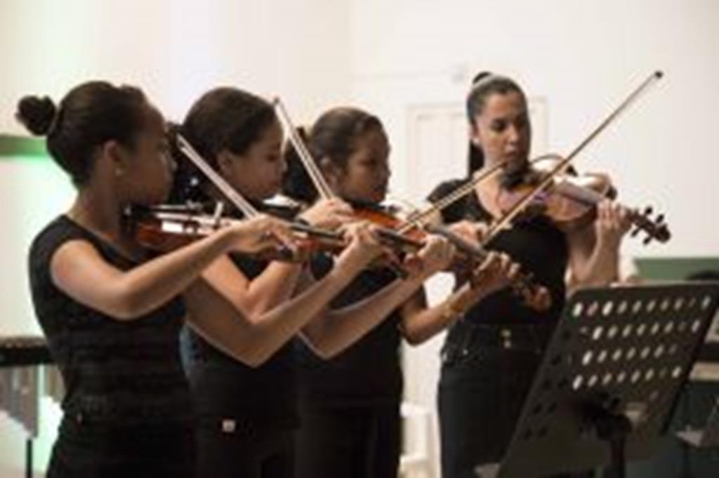 Apresentações da Escola de Música de Campo Verde prosseguem hoje