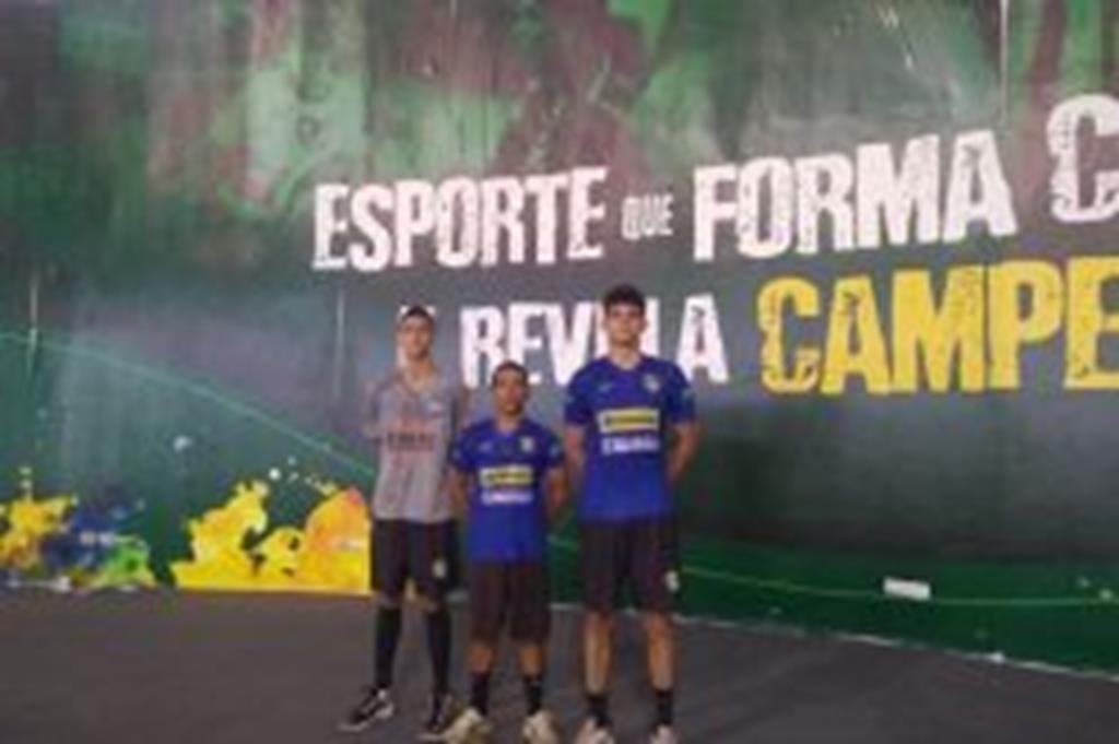 Atletas do handebol de Campo Verde farão teste em equipe de Santa Catarina