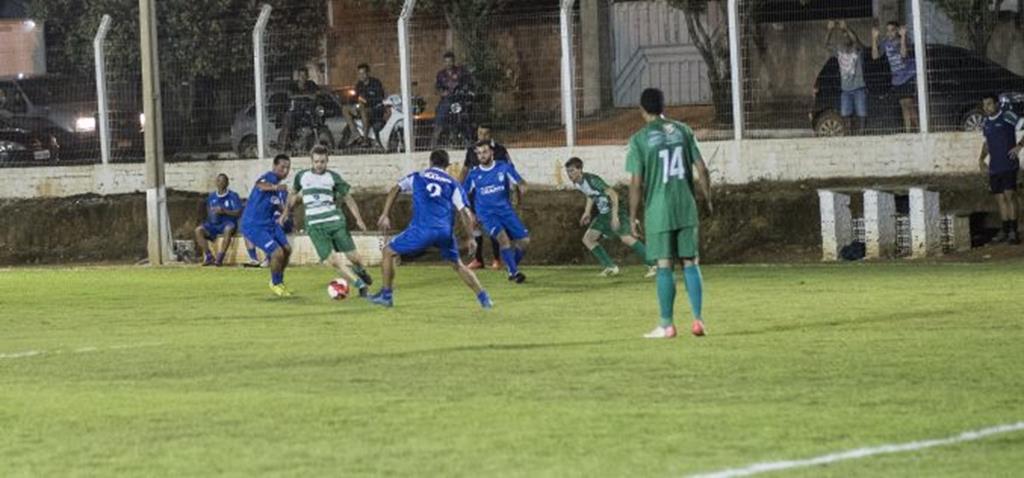 Posto Barril e Jaciara vencem na abertura da Copa Regional de Futebol Society
