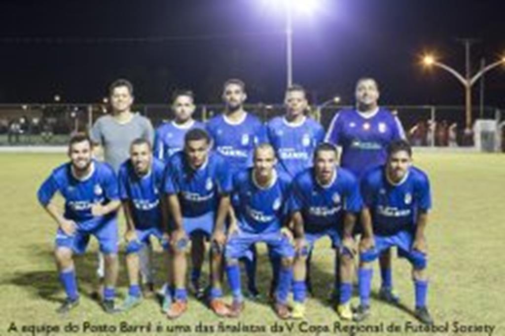 Posto Barril e Grupo Princesa decidem hoje a V Copa Regional