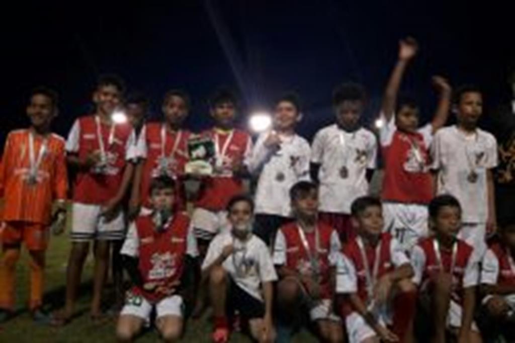 Copa Juventude de Futebol teve a participação de 250 atletas