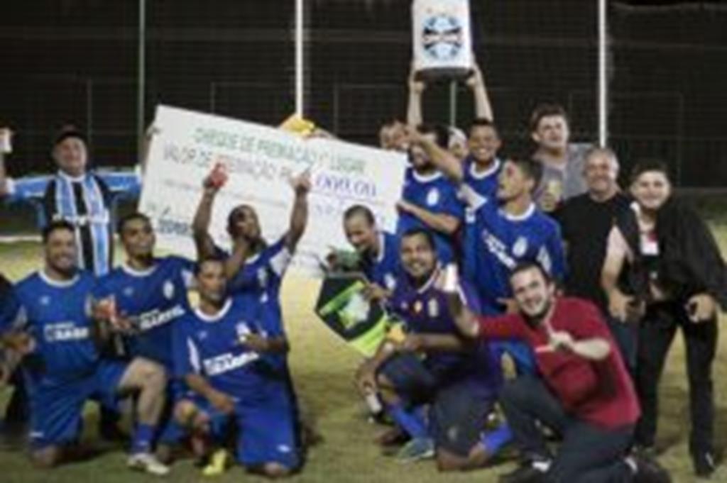 Posto Barril é campeão da V Copa Regional de Futebol Society