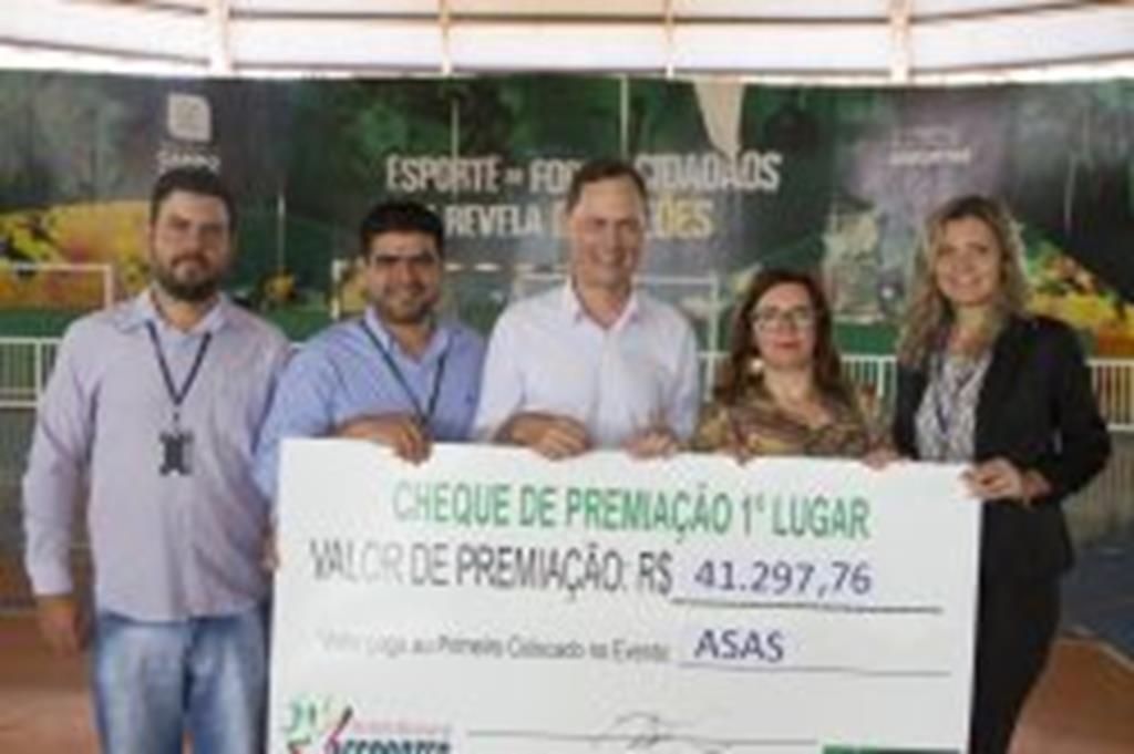 Parte da renda do jogo entre Brasil e Costa Rica é repassada à ASAS