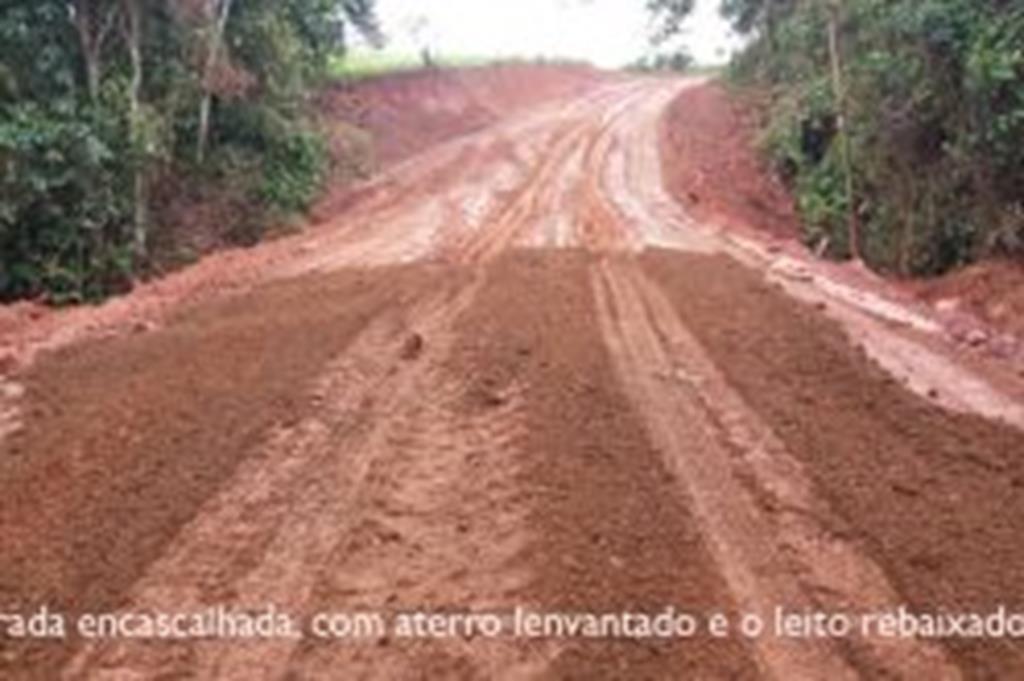 SMOV conclui galeria no Assentamento Santo Antônio da Fartura