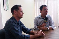 Prefeito Fábio concede entrevista e explica atraso no envio dos balancetes à Câmara