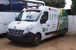Prefeitura adquire veículo para UTI Móvel
