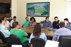 Melhorias na segurança pública de Campo Verde são debatidas durante reunião
