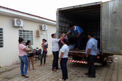 Famílias recebem peixes da secretaria de Assistência Social de Campo Verde