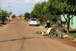 Vigilância Ambiental realiza mutirão de limpeza no Recanto do Bosque I e II a partir desta quinta-feira