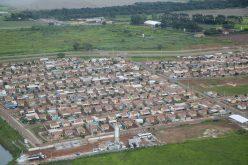 Casas fechadas no Santa Rosa são objetos de ação de reintegração de posse