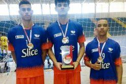 Atletas de Campo Verde passam a defender time catarinense de handebol