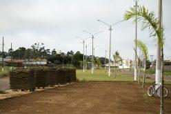 Prefeitura investe na urbanização de avenidas
