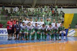 Campo Verde futsal estreia com vitória na 19ª Copa Centro América de Futsal