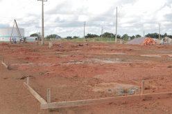 Obras de fundação da escola estadual no Santa Rosa são iniciadas