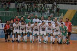 Campo Verde Futsal passa à próxima fase da Copa Centro América