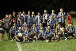 São Lourenço/Bordas do Lago é campeão do Interbairros na categoria Livre