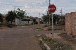 Placas de sinalização são instaladas no Santa Rosa