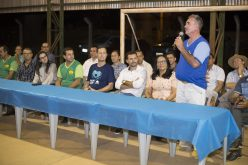Agricultores e adjunta da SEAF destacam atuação do prefeito Fábio em favor da agricultura familiar