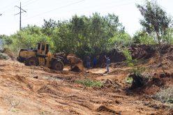 Prefeitura inicia recuperação de área degradada às margens da MT-140