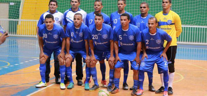 Em jogo de 13 gols, ALI Sport fica com o título do Camcave na categoria masculino
