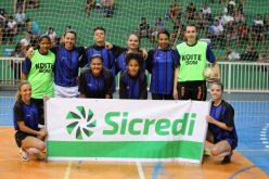Sicred conquista título do 21° Camcave no feminino