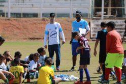 Observadores do MS avaliam jogadores de Campo Verde