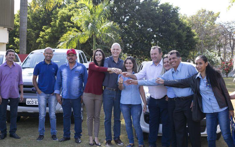 Conselho Tutelar de Campo Verde recebe Uno 0KM