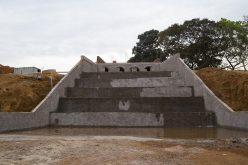 Obras de recuperação no Parque das Araras estão sendo finalizadas