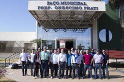 Empresários de Santa Catarina visitam Campo Verde