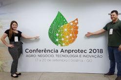 Secretário de Indústria, Comércio e Turismo de Campo Verde participa de conferência da Anprotec em Goiânia