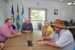 Senadora e deputado federal eleitos cumprem agenda em Campo Verde