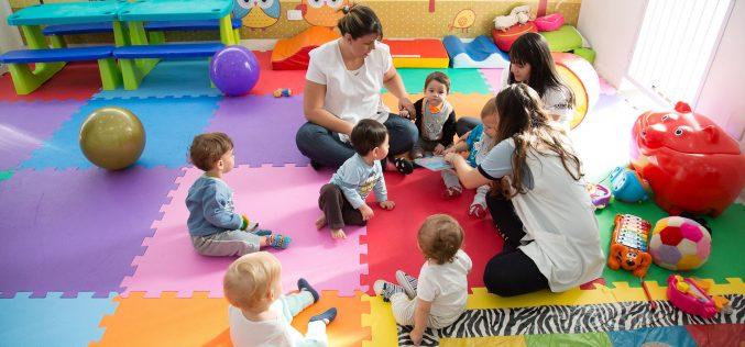 Cadastramento para o maternal nas creches do município começam no dia 5