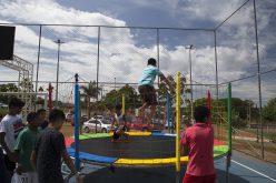 """Assistência Social realiza festa em comemoração ao """"Dia das Crianças"""""""
