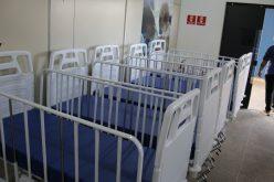 Prefeitura entrega mobiliário ao Hospital Municipal Coração de Jesus