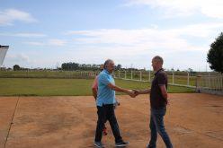 Vice-governador eleito, Otaviano Piveta visita Campo Verde