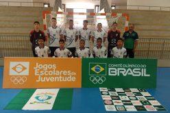 Handebol da Escola Artemir representará MT na fase nacional dos Jogos da Juventude