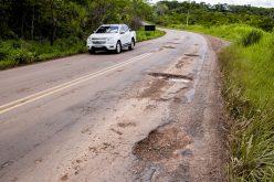 Prefeitura de Campo Verde fará tapa-buracos na MT-344