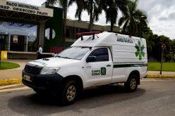 Prefeitura entrega ambulância para o Dom Osório nesta terça-feira