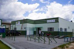 Obras de ampliação da Academia da Saúde estão sendo finalizadas