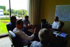 Pavimentação da MT-140 é debatida em reunião com o vice-governador de Mato Grosso