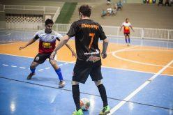 Taça Cidade de Futsal começa hoje com três partidas no Joubert Isaias Romancini
