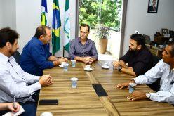 Lideranças de Campo Verde se reuniram com diretor da JBS/Seara na última semana
