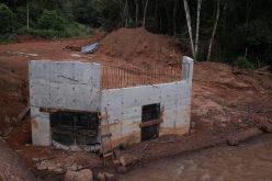 Obras da ponte no Rio São Lourenço devem ficar prontas em 40 dias